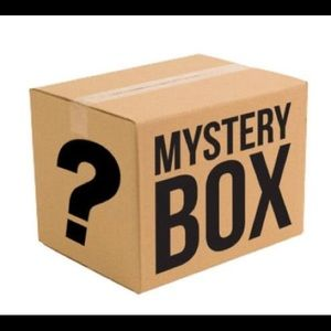 A mystery box with 20+ items
